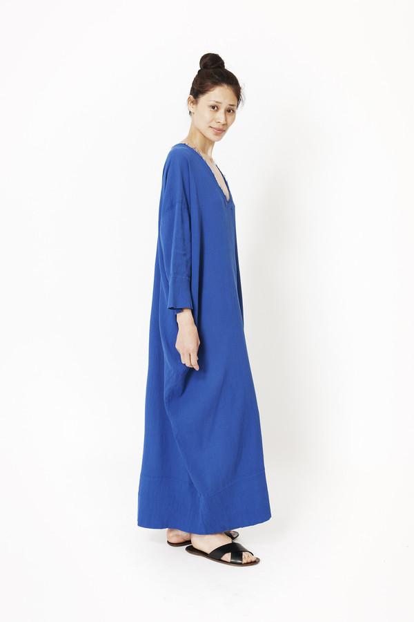 Black Crane Kaftan Dress Garmentory