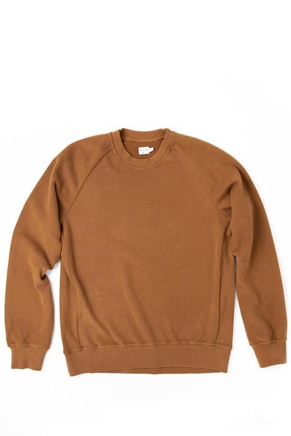 Bridge & Burn Fremont Sweatshirt   Ochre by Garmentory