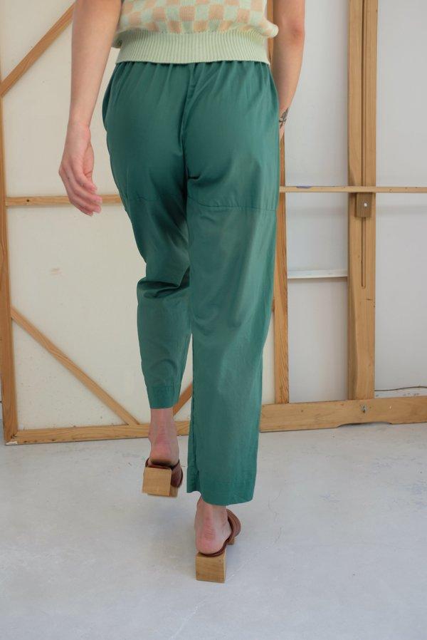 Beklina Basic Pant - Cypress