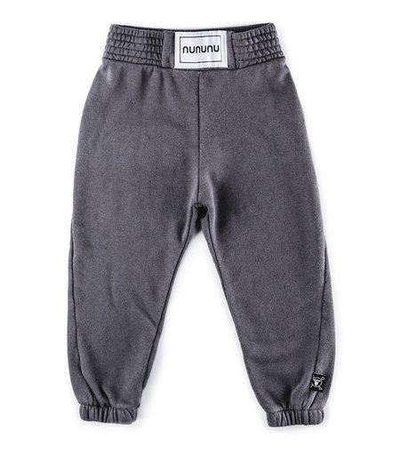Kids Nununu Boxing Sweatpants - Iron