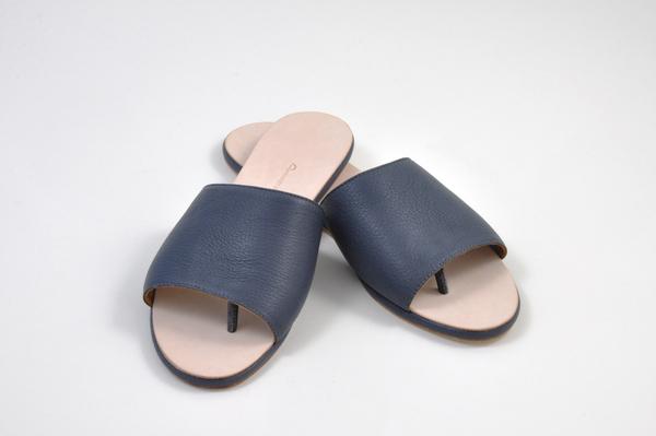 GARMENTORY EXCLUSIVE: The Palatines Caelum Sandal in Slate