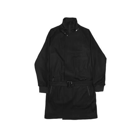 Y-3 Reversible coat - Black