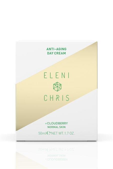 Eleni & Chris Anti-Ageing Day Cream - 50mL