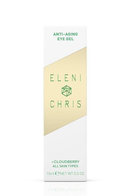 Eleni & Chris Anti-Ageing Eye Gel - 15mL