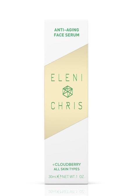 Eleni & Chris Anti-Ageing Face Serum - 30mL