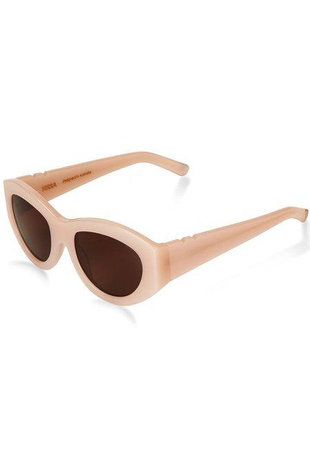 Unisex Pared Eyewear x Holly Ryan Serra - Blush Acetate