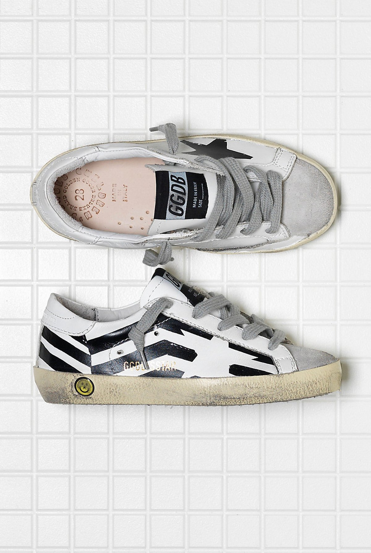 KIDS GOLDEN GOOSE DELUXE BRAND Sneakers