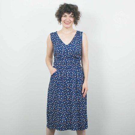 modaspia Fiji Dress - Multi Polka Dot