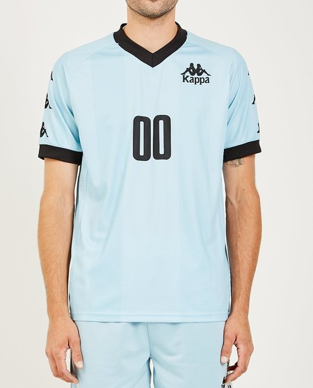 KAPPA AUTHENTIC TABE JERSEY - AZURE