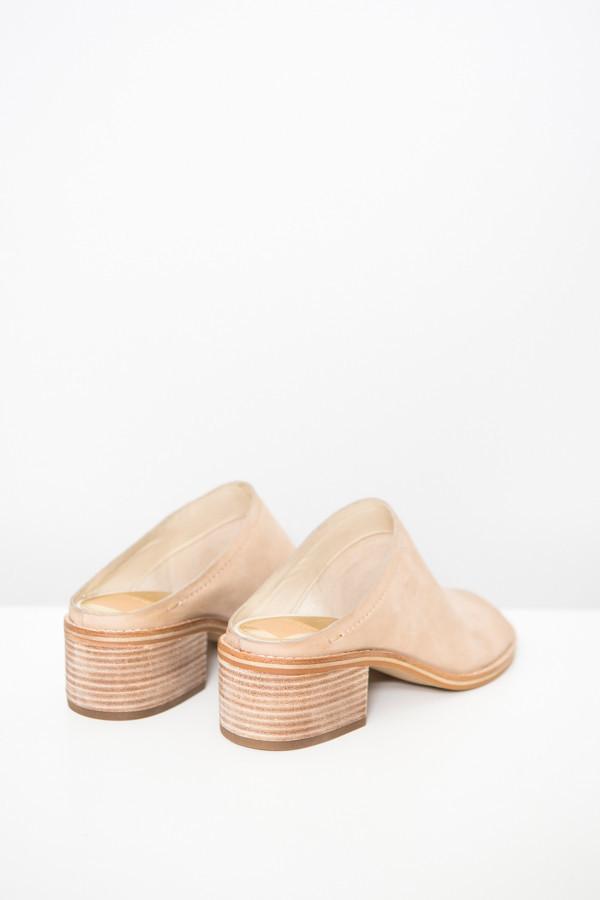 Dolce Vita Kyla Heels Ivory Nubuck Garmentory