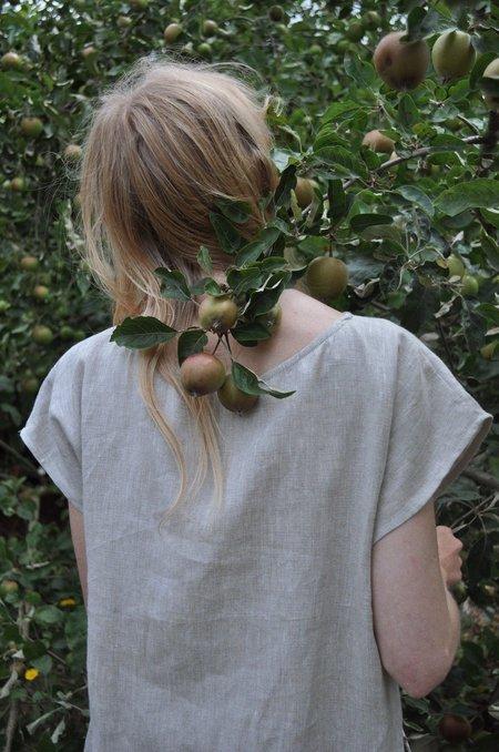 Cocobolo Tunic Dress - Natural