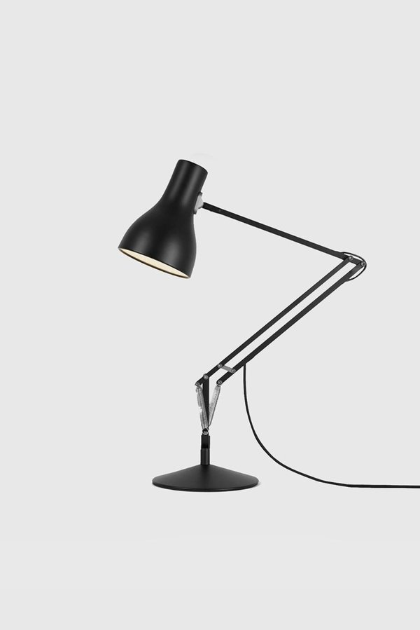 hot sale online f0db3 5ac16 Anglepoise Type 75 Desk Lamp - Jet Black on Garmentory