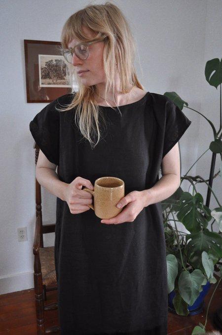 Cocobolo Tunic Dress - Black