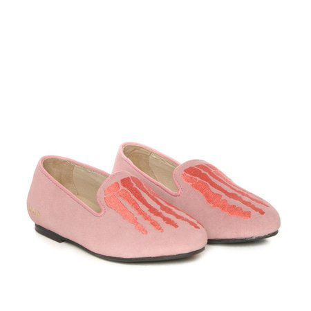 Kids Akid Marlow Loafer - Pink Bone