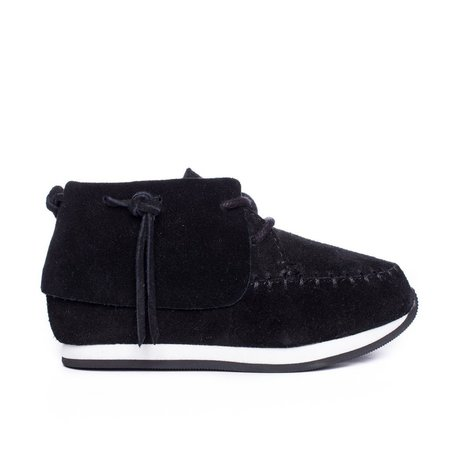 Kids Akid Stone Sneakers - Black