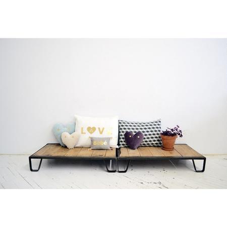 atsuyo et akiko je ta'ime geometric cushion