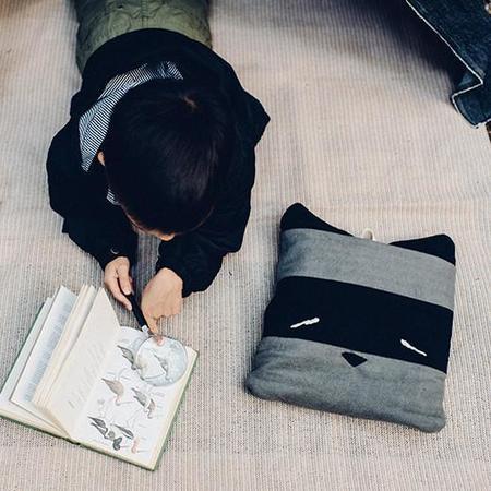 Kids Elliefunday Lewis Raccoon Nomad Travel Blanket