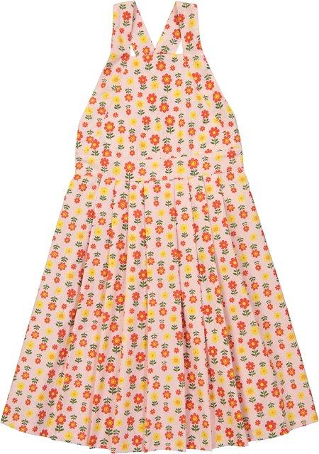 KIDS hello simone athena dress - jane blush