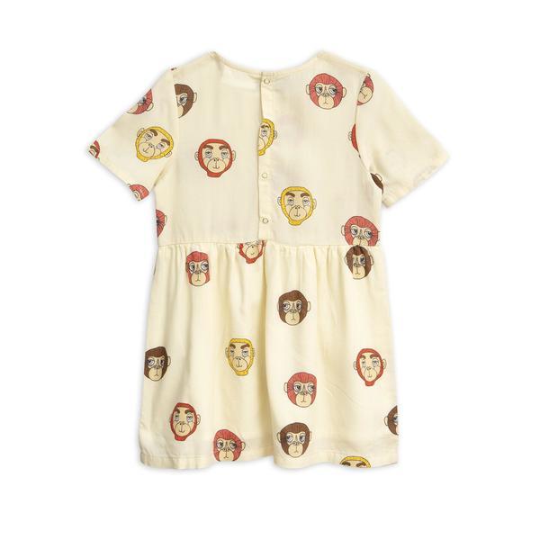 Kids Mini Rodini Monkey Woven Dress