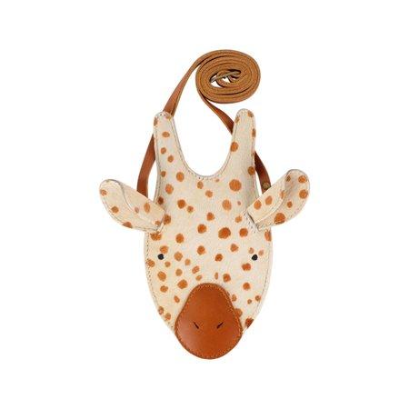 Kids Donsje Britta Exclusive Purse - Giraffe