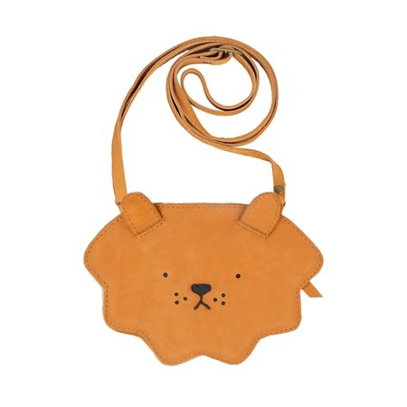 Kids Donsje Britta Purse - Lion