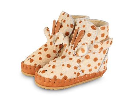 Baby Donsje Kapi Exclusive Shoes - Giraffe