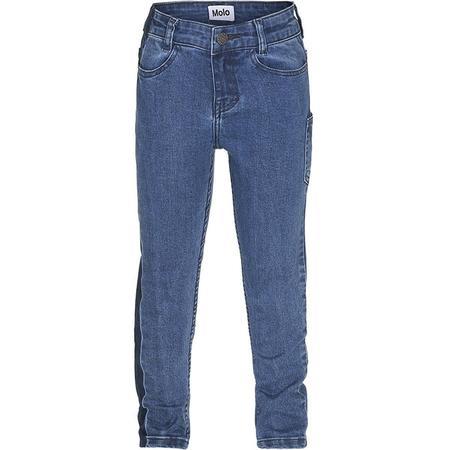 Kids Molo Ala Collage Jeans - Denim Blue