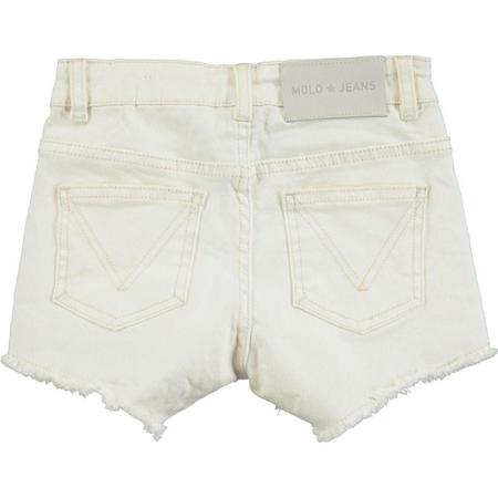 Kids Molo Ayla Shorts - White Star