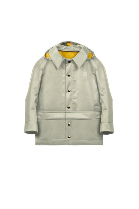 Kids Faire Child Raincoat - Mint