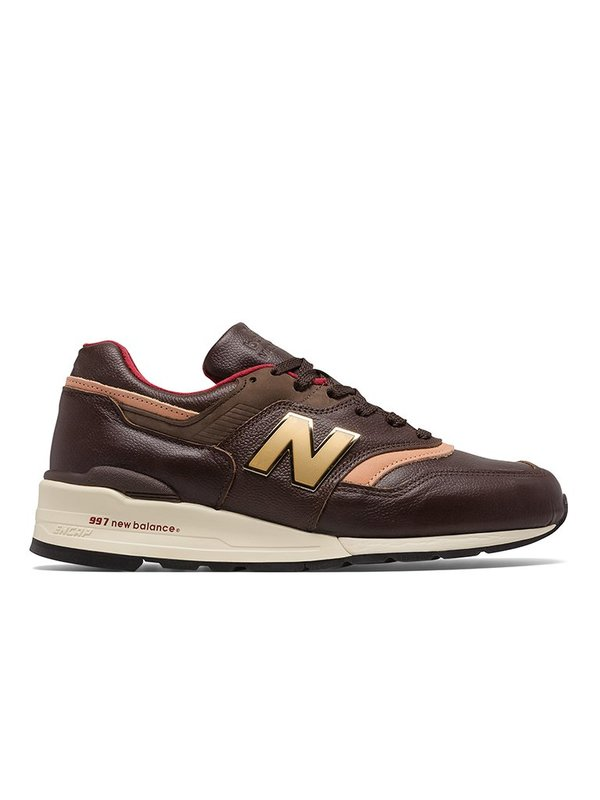 sports shoes 6f8d6 0cdc3 New Balance 997PAH Horween Leather on Garmentory