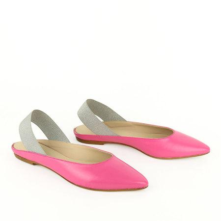 re-souL Bette Slingback - Fuchsia Pink