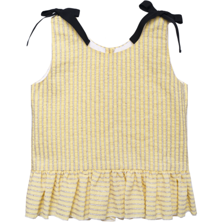 Kids paade mode blouse - auguste