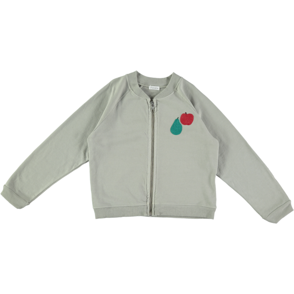 kids picnik bomber jacket - apple & pear