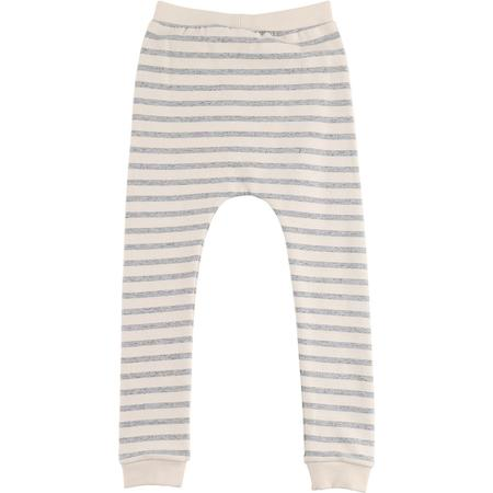 kids popupshop baggy leggings - yarn dyed stripes