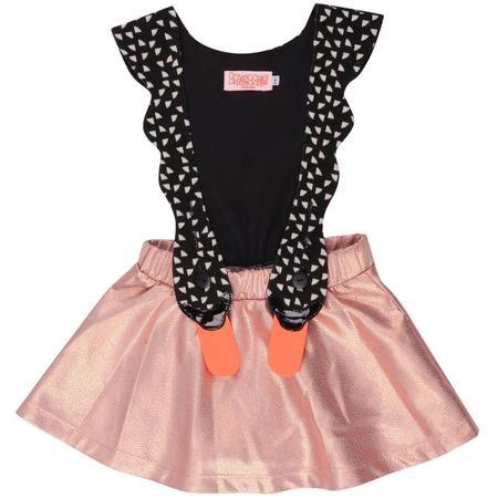 Kids wauw capow by bangbang copenhagen bird girl cobber dress