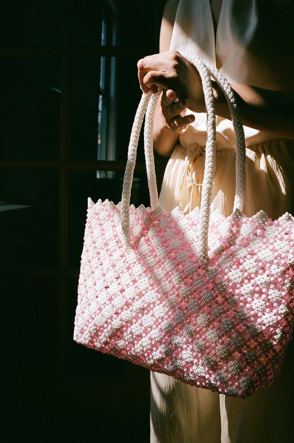 Pahar Tote - Sunset Pink