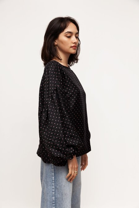 BEFORE MARCH Bella Blouse - Silk Spot
