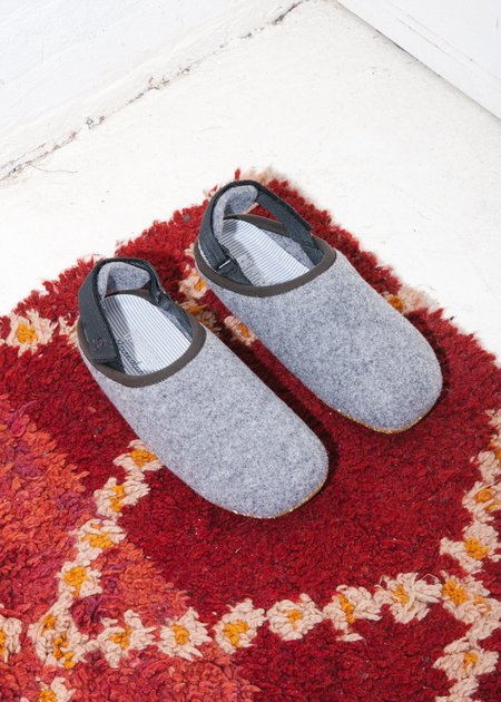 Camper X Steven Alan Wabi slipper - Grey
