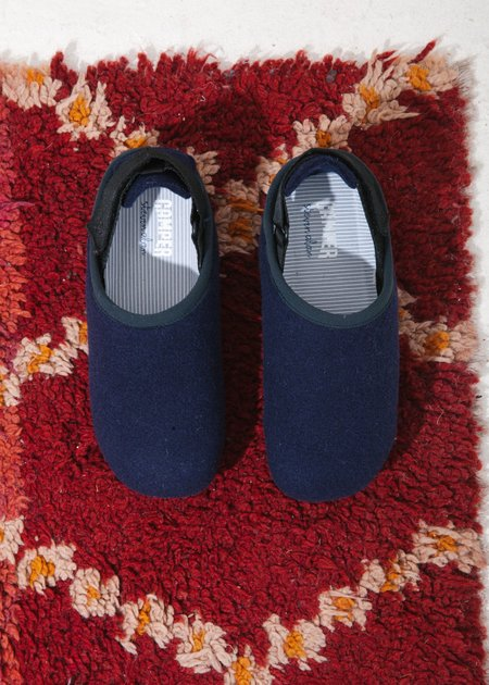 Camper X Steven Alan Wabi slipper - NAVY