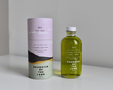 Daughter of the Land Balancing Face + Body Oil