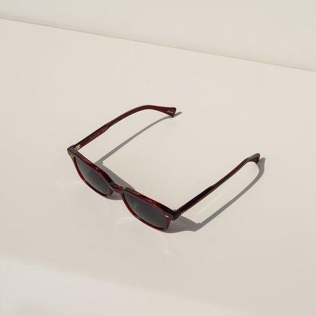 Unisex Raen Boyd Sunglasses - Oxblood