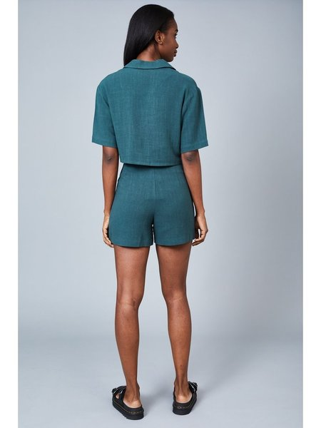 Native Youth leanne short - green