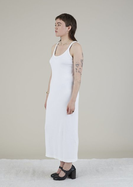 MJ. Watson Maxi Tank Dress - White