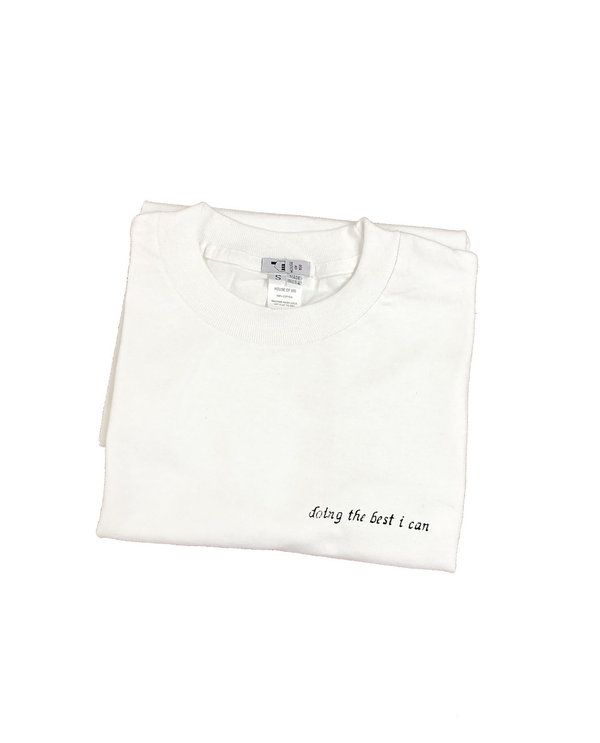 Unisex House of 950 doing the best i can tee shirt