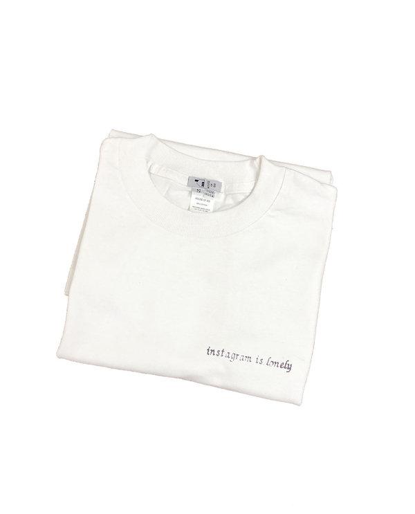 Unisex House of 950 Instagram is lonley Tee Shirt