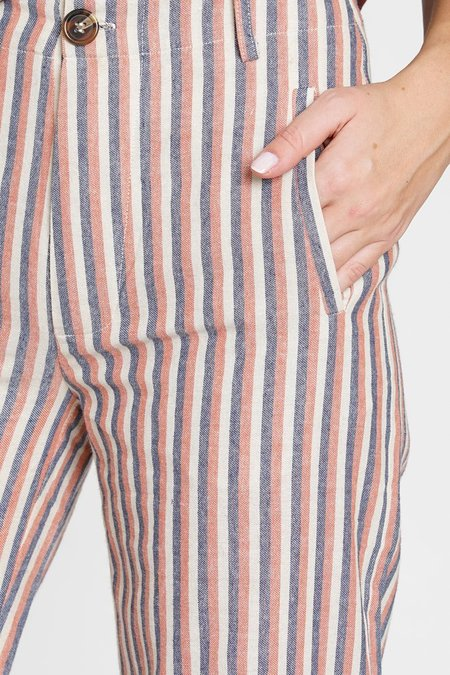 dra Adela Pants - Stripe
