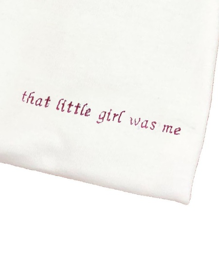 House of 950 that little girl was me tee shirt