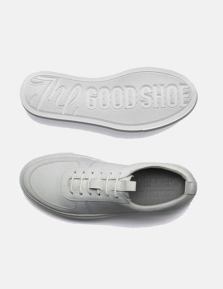 Grenson Nubuck Sneaker 22 - White