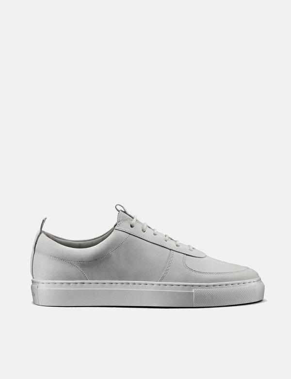 pretty nice f36bd f60e6 Grenson Nubuck Sneaker 22 - White