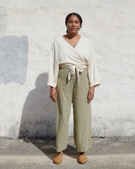Esby Lucia Pant - Cactus